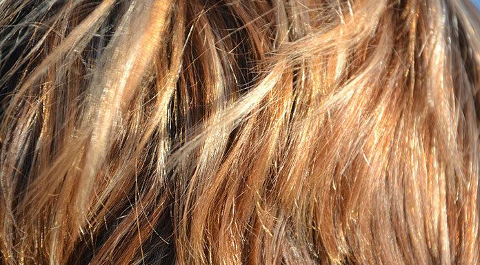 Toppery do brązowych włosów