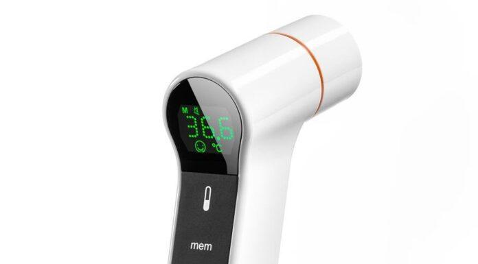 Meriden termometr medyczny TM 19
